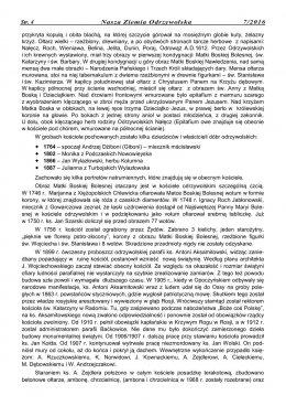 Nasza Ziemia Odrzywolska Nr 7 strona 4