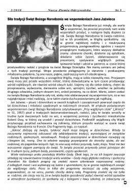 Nasza Ziemia Odrzywolska Nr 2 strona 9