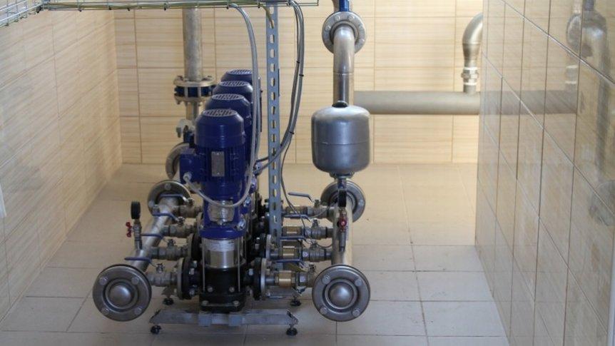 Oddanie do użytku Stacji Uzdatniania Wody w Dąbrowie