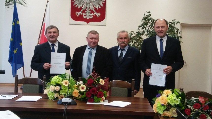 Pierwsza sesja Rady Gminy Kadencji 2018 do 2023 r.
