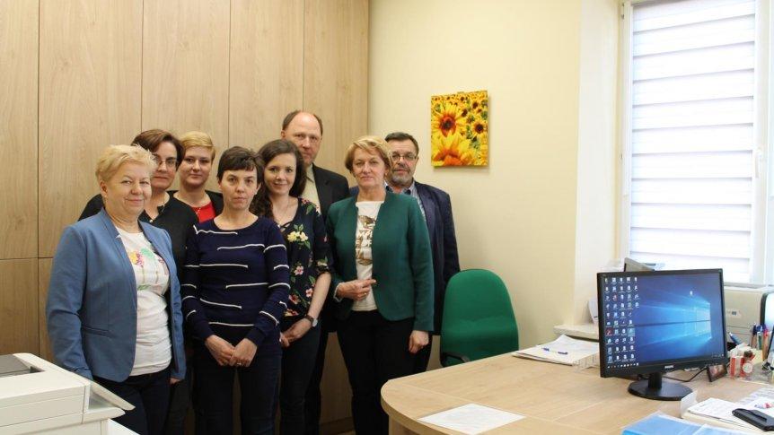 Gminny Ośrodek Pomocy Społecznej w Odrzywole ma nową siedzibę