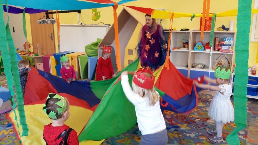 Klub Dziecięcy Maluch+ wznowił swoją działalność