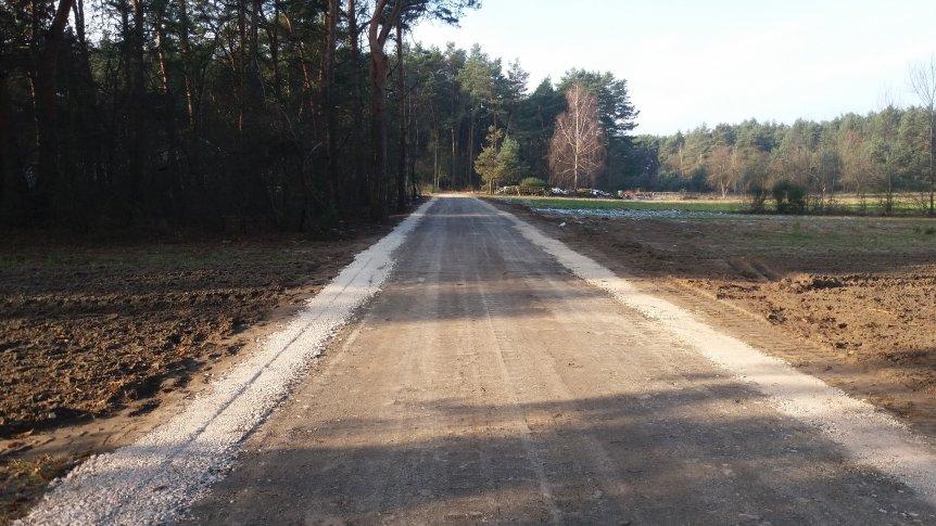 Gmina Odrzywół zakończyła realizację małych inwestycji współfinansowanych ze środków Funduszu Sołeckiego.
